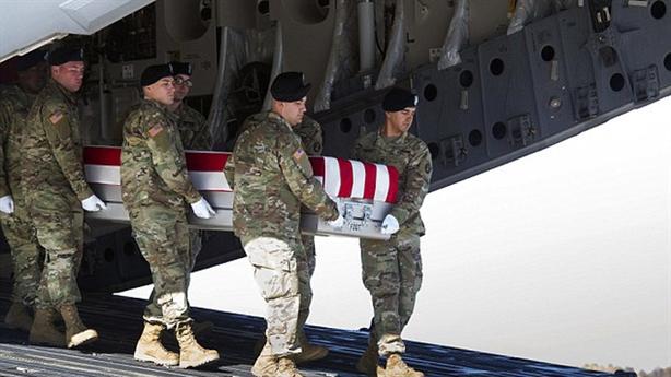 Nghiên cứu lính Mỹ tự tử nhiều hơn trên chiến trường