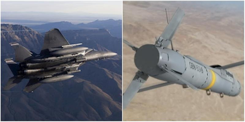 Tập đoàn chế tạo vũ khí Raytheon tiết lộ, không quân Mỹ đang hoàn tất thiết kế kỹ thuật và thử nghiệm loại vũ khí không quân mới SDB II có thể tiêu diệt mục tiêu di động trong mọi điều kiện thời tiết ở khoảng cách hơn 64km.