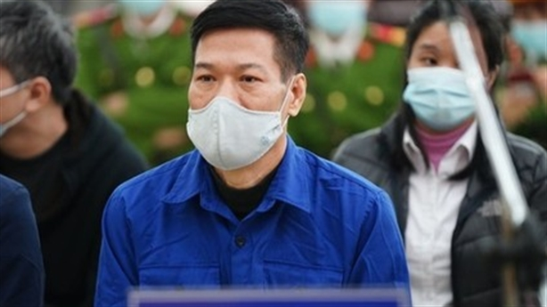 Tâm sự giáo sư xin giảm án cho...cựu sếp CDC Hà Nội