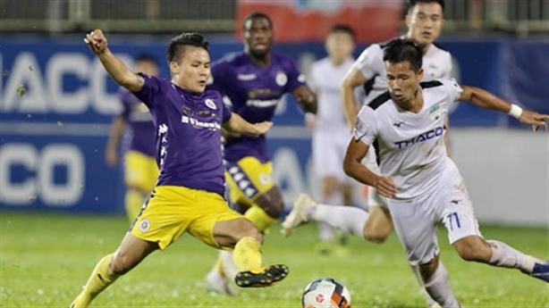 Tái khởi động V.League: Tranh cãi nơi thi đấu