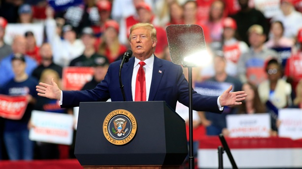Ông Trump dự định tái xuất trước ngày Quốc khánh Mỹ