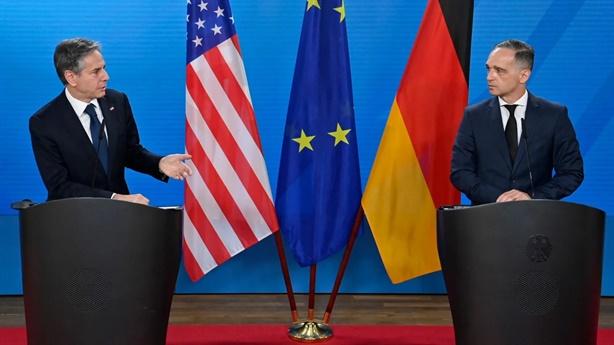 Ngoại trưởng Mỹ sang Đức, thúc giục về Nord Stream-2