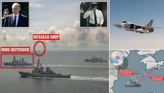 Moscow: Nga có quyền ném bom!