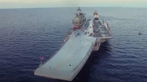 Đô đốc Kuznetsov nhận hệ thống phòng không nâng cấp cực mạnh