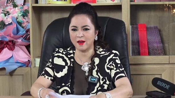 Bà Phương Hằng gây sốc; tỷ phú Vượng tự tin