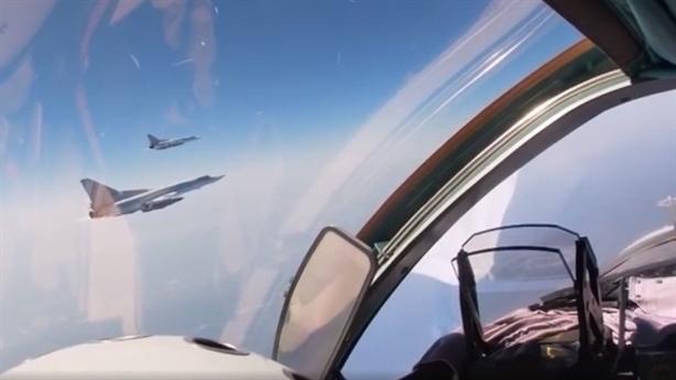 F-35B bị Nga bắt sống khi lén theo dõi tập trận
