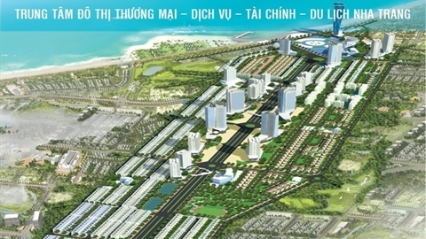 Loạt dự án BT 'đổi đất' sân bay Nha Trang…dính sai phạm