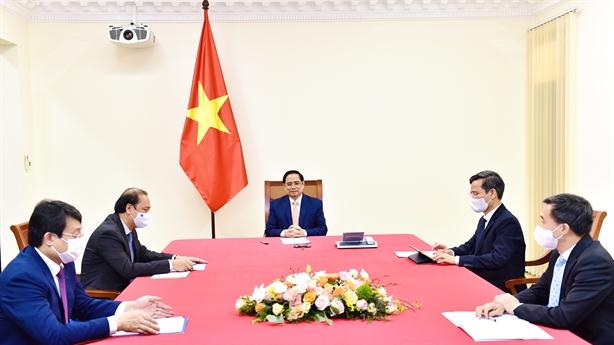 Việt Nam-Cuba thảo luận khả năng cung ứng, sản xuất vaccine COVID-19