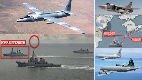 Căng thẳng Nga-NATO trên Biển Đen: Nối tiếp lịch sử Liên Xô