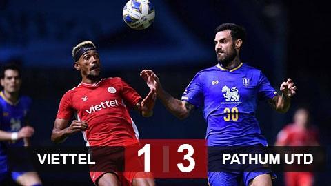 Viettel lại thua BG Pathum: Sai từ chiến thuật?