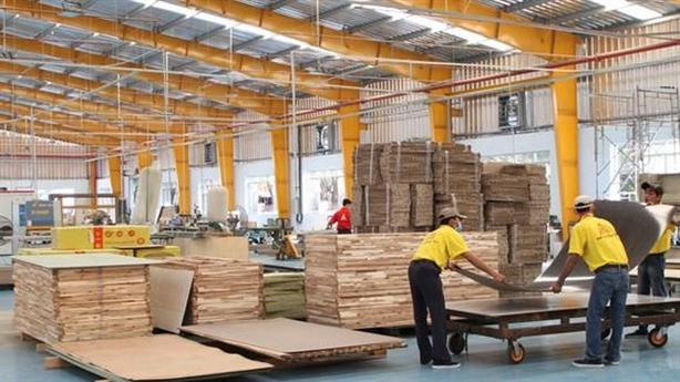 Xuất khẩu gỗ tăng mạnh: Cảnh báo hàng TQ mượn xuất xứ