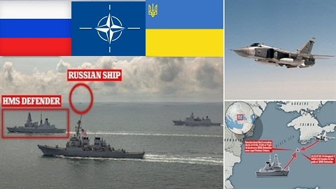 Ukraine biến thành vùng đệm, bị kẹp giữa hai làn đạn Nga-NATO