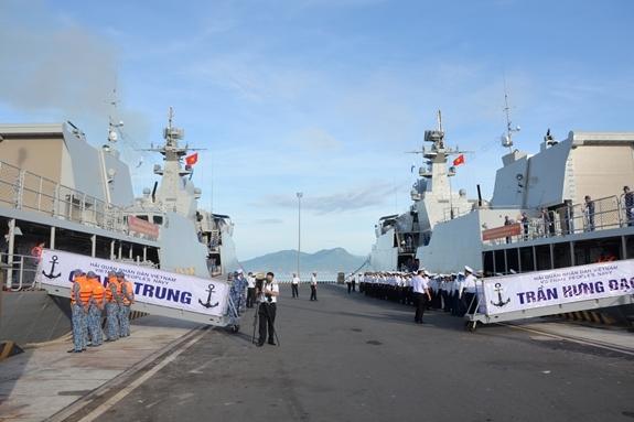 Chuyến đi cũng góp phần thúc đẩy hợp tác giữa Hải quân nhân dân Việt Nam với hải quân các nước tham dự Lễ Duyệt binh và tranh tài tại Army Games 2021.