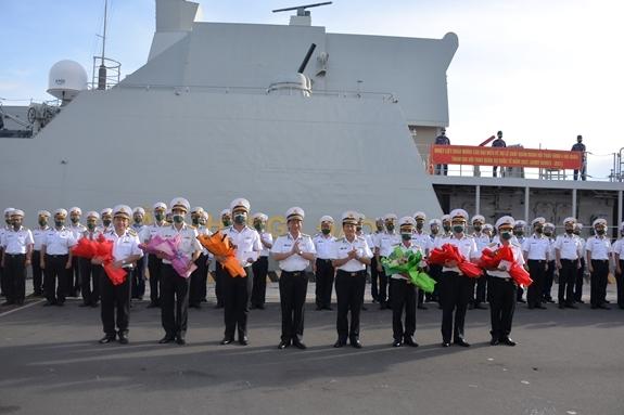 Cũng trong chuyến đi này, sĩ quan, thủy thủ Biên đội tàu 015, tàu 016 sẽ tổ chức huấn luyện đi biển đường dài nhằm nâng cao năng lực tổ chức chỉ huy hiệp đồng, khả năng sẵn sàng chiến đấu, trình độ thao tác làm chủ vũ khí, trang bị trong điều kiện hoạt động dài ngày trên biển, tích lũy kinh nghiệm tổ chức các sự kiện quốc tế của Hải quân nhân dân Việt Nam.