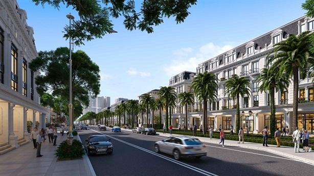 Louis City Hoàng Mai: KĐT phong cách Pháp giữa lòng Thủ đô