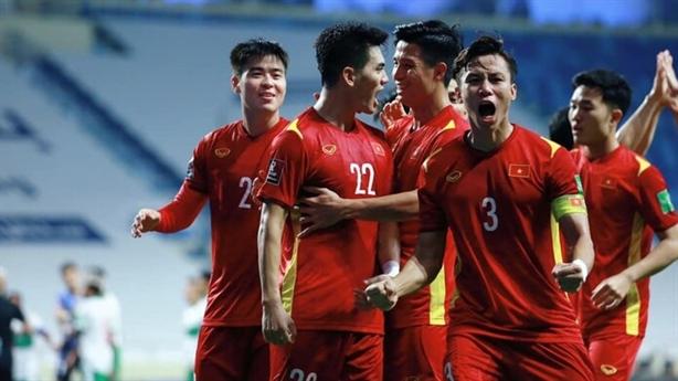 Vòng loại World Cup 2022: Tuyển Việt Nam được đá sân nhà