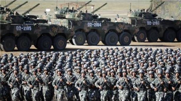 Sức mạnh quân sự 'trên lý thuyết' của Trung Quốc