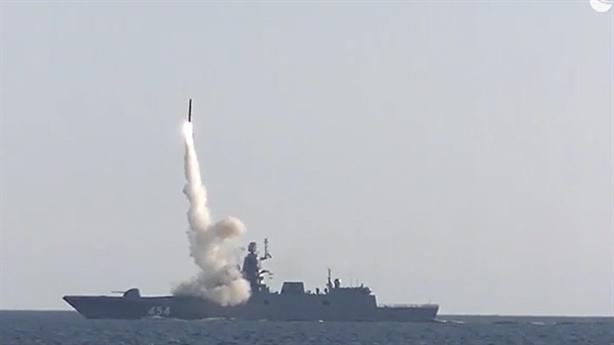 Zircon thành tên lửa 2 trong 1 khi đánh đất chính xác
