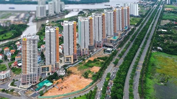 Nghịch lý giao dịch giảm nhưng giá bất động sản tăng