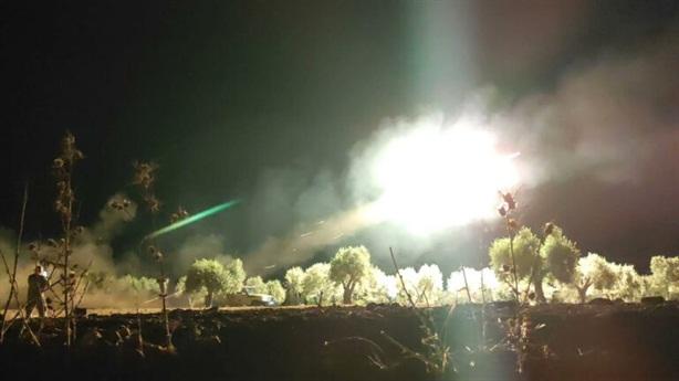 Thổ Nhĩ Kỳ bị tấn công ngay khi tăng quân đến Afrin