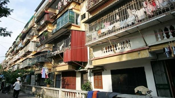 Cởi trói cải tạo chung cư cũ: Đã hài hòa lợi ích?