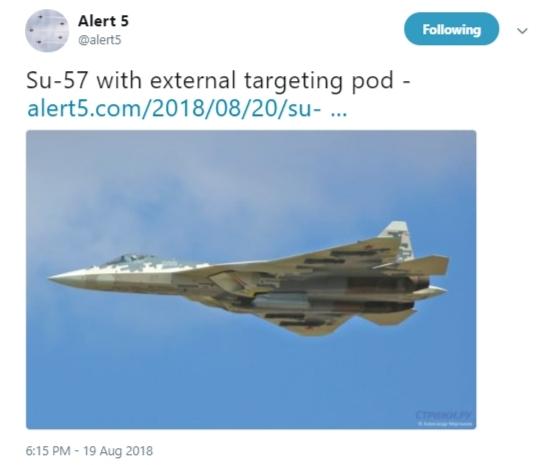 Dù định danh tổ hợp trinh sát điện tử mới này được Không quân Nga bảo mật nhưng nguồn tin từ Trung tâm Phân tích Chiến lược và Công nghệ Nga (CAST) cho biết, nhiều khả năng đây là phiên bản cải tiến của tổ hợp 101KS-N với một số tính năng mới.