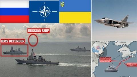 Ukraine liên tiếp tập trận vây ép Nga ở Crimea