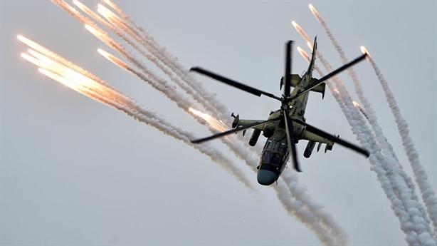 Ka-52M tung đòn xa trăm km, đánh trúng điểm yếu xe tăng