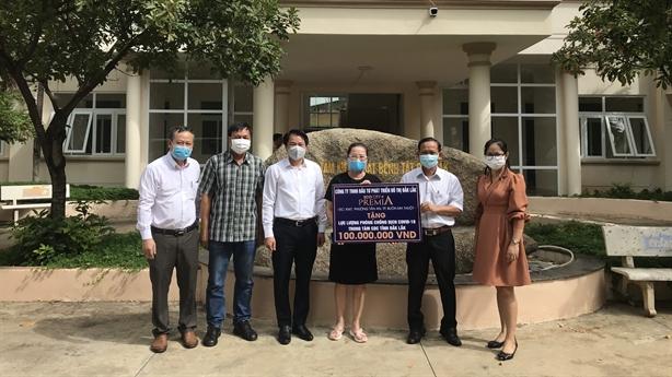 EcoCity Premia đồng hành cùng Đắk Lắk chống dịch Covid 19