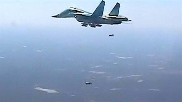 Phiến quân thiệt hại nặng vì đòn chính xác từ Su-34
