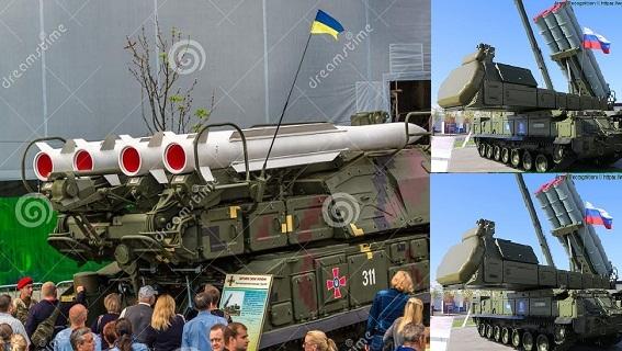 Ukraine tập trận vây Crimea: Khi Buk-M1 đấu Buk-M2 và Buk-M3