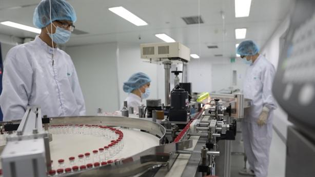 Tin vui vaccine Việt Nam: Tính tới gia công thương mại