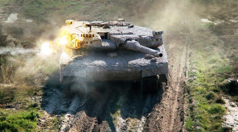 Đức vừa tiếp tục thử nghiệm thành công hệ thống phòng vệ chủ động (APS) Rheinmetall APS dành cho xe tăng thiết giáp. Hệ thống này được coi là lá chắn bảo vệ xe tăng an toàn nhất thế giới, với tỷ lệ thử nghiệm thành công lên đến 99,9%.