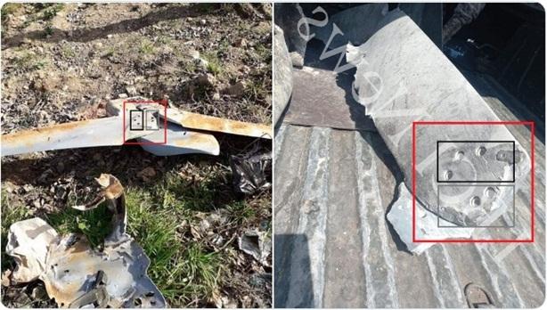 Pha đánh chặn hiểm của Syria khiến bom SPICE 1000 nát vụn