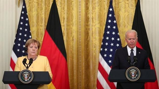 Ukraine vừa lên án Nga về Nord Stream-2, Đức sớm trấn an