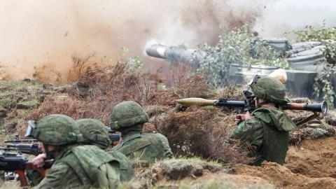 Nga-Belarus sẵn sàng cho cuộc tập trận chiến lược Zapad-2021