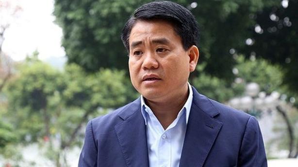 Ông Nguyễn Đức Chung bị khởi tố thêm tội