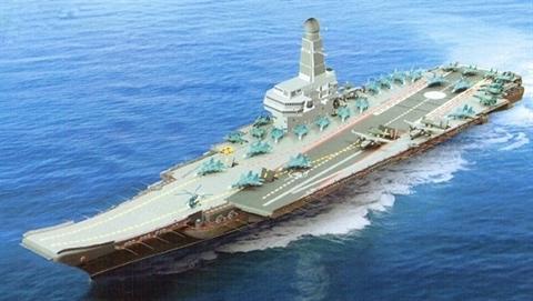 Mỹ khuyên bỏ Kuznetsov, Nga mơ tới 3 tàu sân bay mới