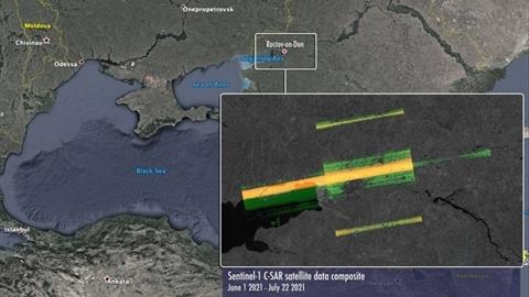 Tổ hợp EW lạ 'làm mù' tàu Ukraine tại Biển Azov?