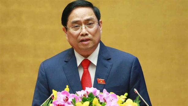 Ông Phạm Minh Chính tiếp tục được giới thiệu làm Thủ tướng