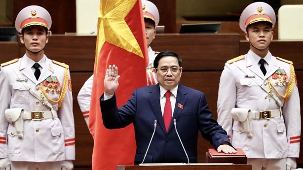 Thủ tướng Chính phủ Phạm Minh Chính tái đắc cử