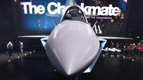 Bất ngờ lớn với vũ khí mà Su-75 Checkmate mang theo