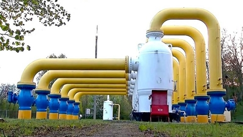 Ukraine mất hệ thống vận chuyển khí đốt trong mọi trường hợp