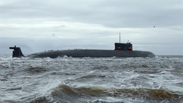 Nga tiếp tục thử siêu tàu Belgorod khiến phương Tây phát sốt