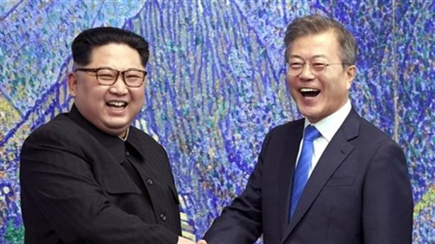 Hàn Quốc-Triều Tiên nối lại đường dây liên Triều