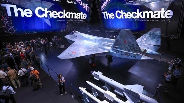 Thiếu tướng phi công Nga nói về thời điểm nhận Su-75 Checkmate