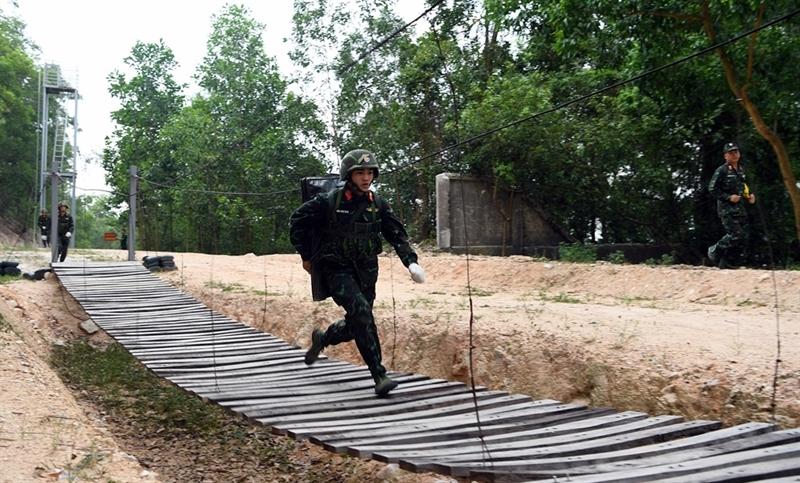 Theo báo QĐND, đội tuyển Công binh Việt Nam là một trong những đội tuyển luôn thi đấu sôi sục, khí thế và đầy bản lĩnh tại hai lần tham dự Army Games và đều đoạt Huy chương Đồng.