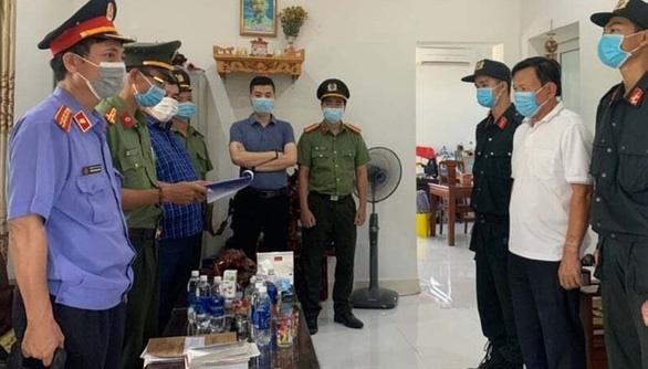 Lý do bắt nguyên lãnh đạo cảng hàng không Phú Bài