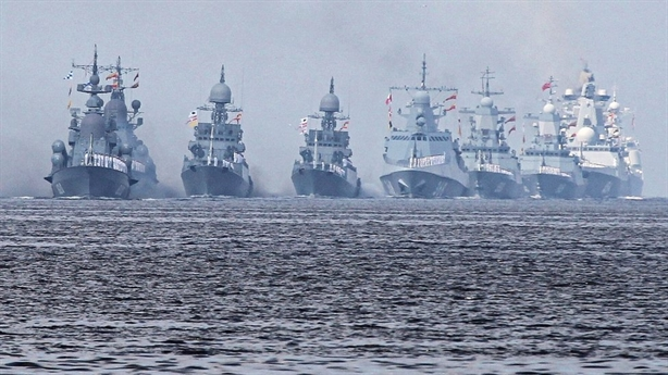 Căn cứ hải quân tại Kaliningrad được nâng cấp răn đe NATO