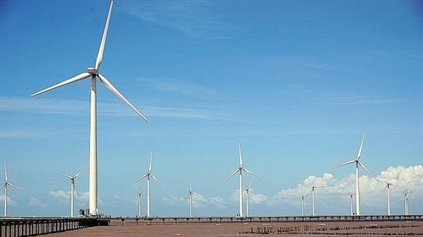 Điện gió ngoài khơi thành bánh ngon hút nhà đầu tư ngoại